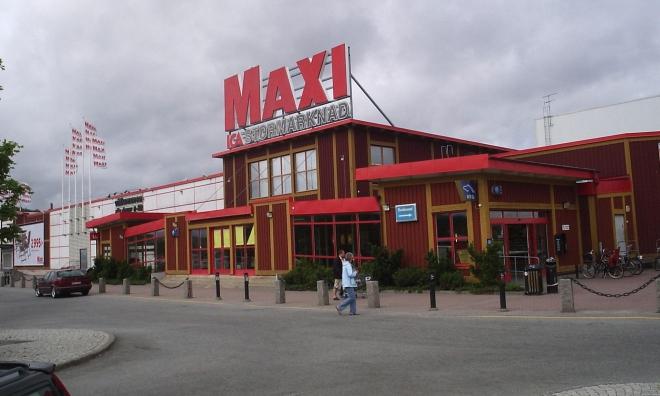 maxi kungälv
